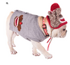 Cardigan Sweater for Dogs, Sock Monkey