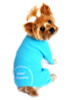 Sweet Dreams Thermal Pajamas - Blue