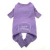 Sweet Dreams Thermal Pajamas - Lilac