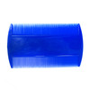 Promotional Flea Combs with Custom Imprint - Blue