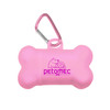 Bone Waste Bag Dispenser - Pink