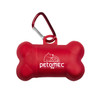 Bone Waste Bag Dispenser - Red
