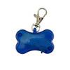 Bone Strobe Safety Collar Tags - Blue
