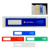 6 Inch Ruler Bookmark with Magnifier