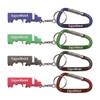Truck Shape Bottle Opener Key Chain with Carabiner