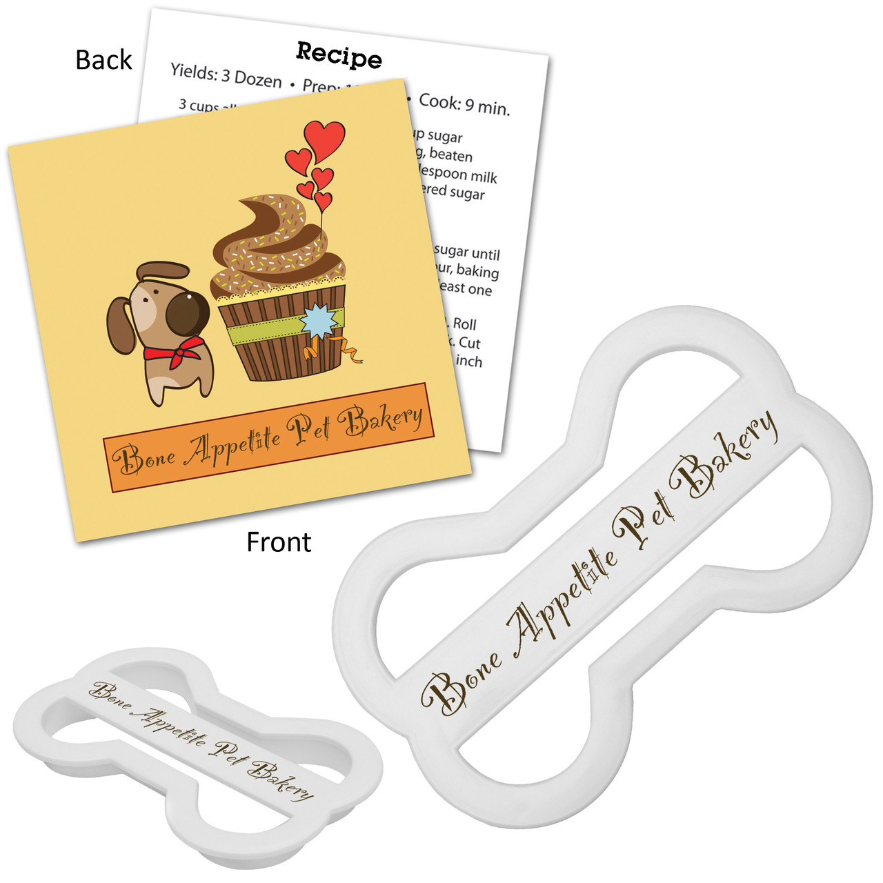 Dog Bone Treat Cutter