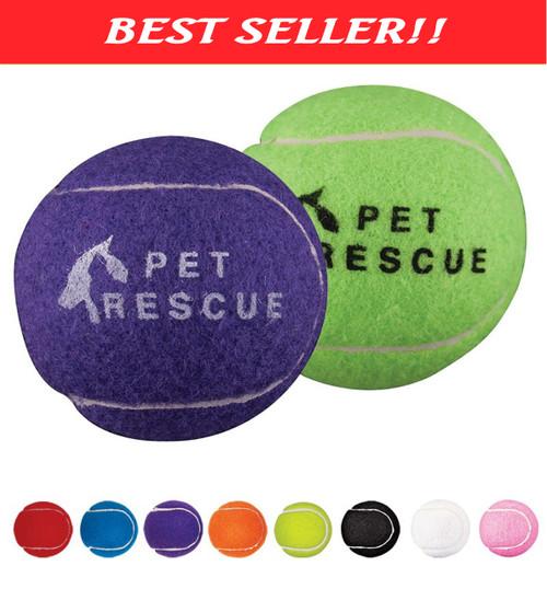 Dog Tennis Balls - Custom Promo Dog Balls