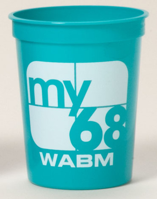 reusable custom stadium cups promotional coffee mugs