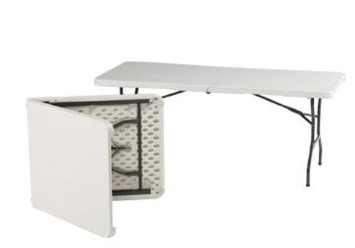 Lifetime Folding Tables Adjustable Desk Promotional Item
