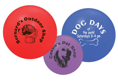 Promotional Squeaky Balls for Dogs