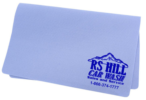 Promotional Dog Shammy Towel