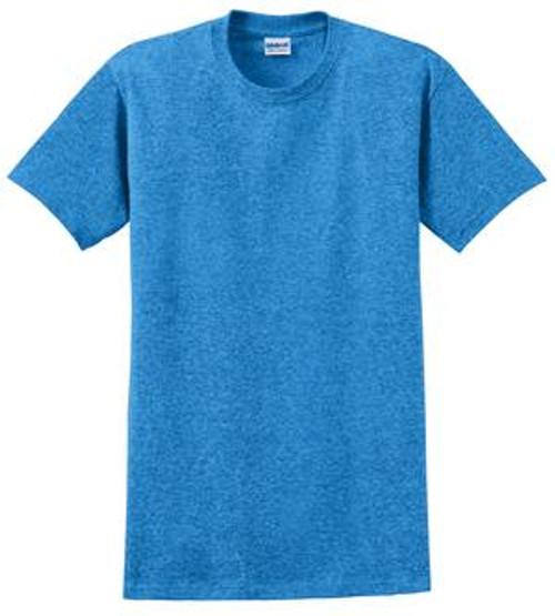 Custom Printed Short Sleeve T-Shirts, Gildan Ultra Cotton
