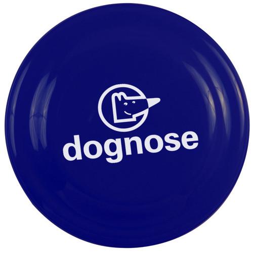 """7"""" Custom Printed Frisbees, Dog Safe Flying Disks - Royal Blue"""