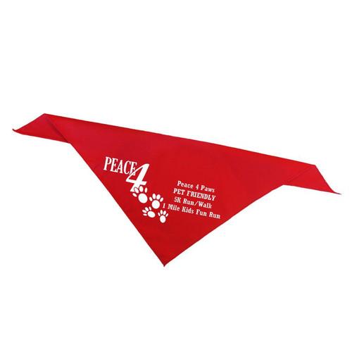 Logo Collar Bandanas for Dogs - Large