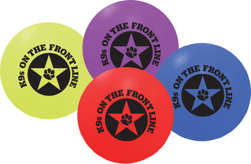 Mini Promotional Squeaky Balls for Dogs