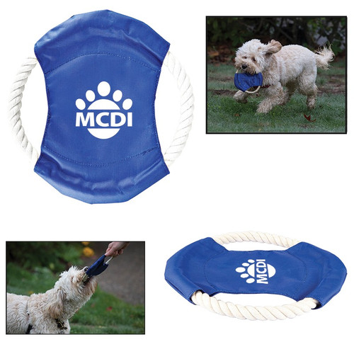 Promotional Rope Disk Dog Toys