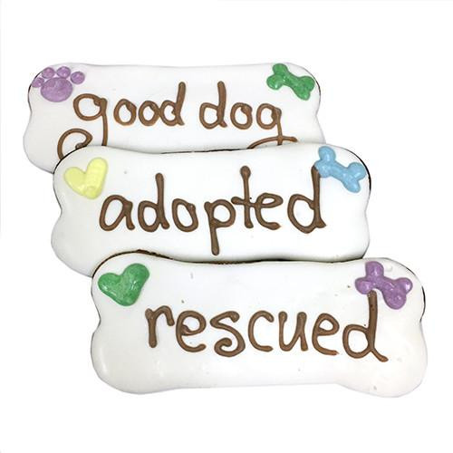 Rescued-Adopted-Good Dog Bones