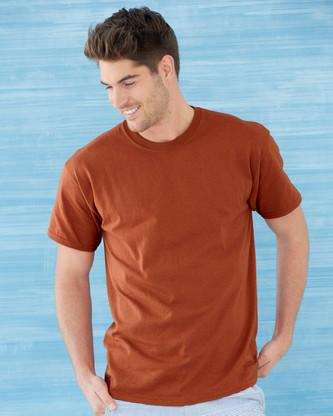 Custom Tshirts Gildan 2000 Short Sleeve Screen Printed