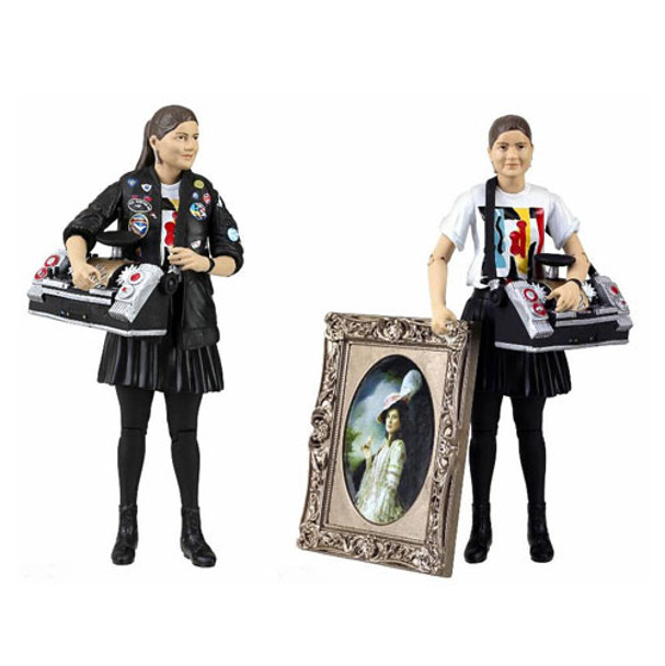 Doctor Who Ace Silver Nemesis 5 1/2-Inch Action Figure