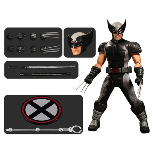 X-Force Wolverine One:12 Collective Action Figure - Previews Exclusive