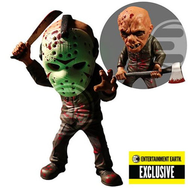 Friday the 13th Jason GITD Mask Action Figure - EE Exclusive