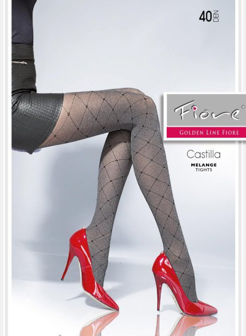 Castilla Melange Tights