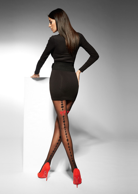 Lidia  PATTERNED TIGHTS #35