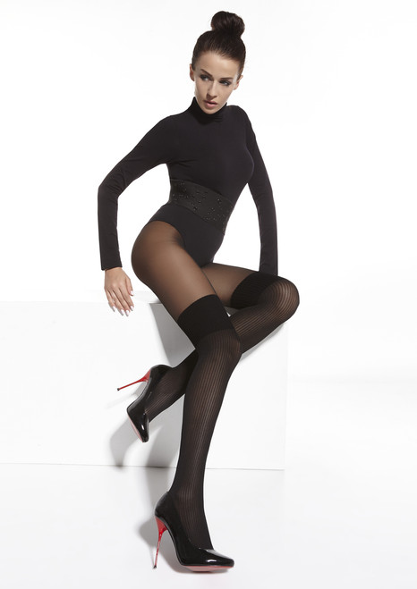 Sara  Patterned Tights #44