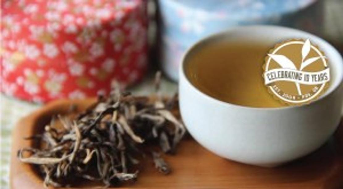 The Jasmine Pearl Tea Company 10 Year Anniversary Sale and Party!