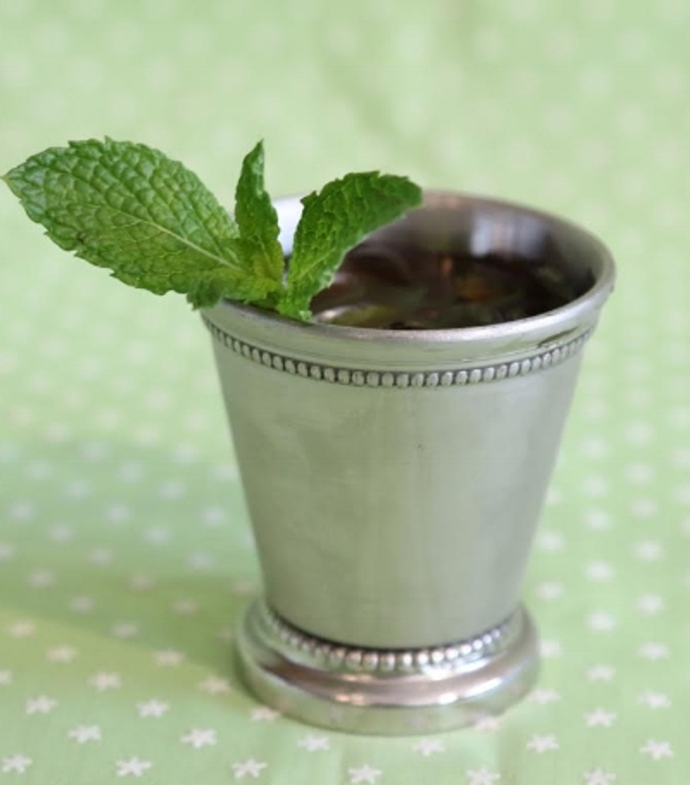 Vanilla Mint Julep Recipe