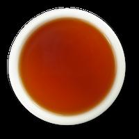 French Breakfast black loose leaf tea brew from The Jasmine Pearl Tea Co.
