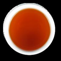 Nilgiri Blue Mountain organic loose leaf black tea brew from The Jasmine Pearl Tea Co.