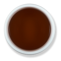 Yuzu loose leaf black tea brew from The Jasmine Pearl Tea Co.
