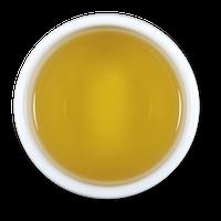 Eiju Sencha loose leaf green tea brew from The Jasmine Pearl Tea Co.