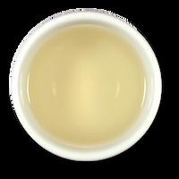 Jasmine Pearls loose leaf green tea brew from The Jasmine Pearl Tea Co.
