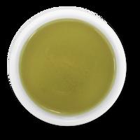 Kyushu Sencha loose leaf green tea brew from The Jasmine Pearl Tea Co.