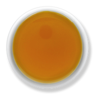 Golden Fire loose leaf herbal tea brew from The Jasmine Pearl Tea Co.
