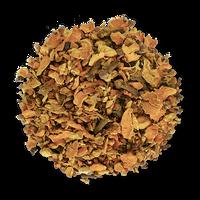 Golden Fire loose leaf herbal tea blend from The Jasmine Pearl Tea Co.