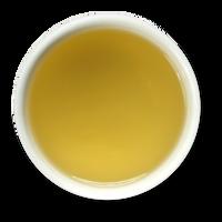 Berry White organic loose leaf white tea brew from The Jasmine Pearl Tea Co.