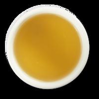 Haiku Peach loose leaf white tea brew from The Jasmine Pearl Tea Co.