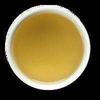 Lavender Rose loose leaf white tea brew from The Jasmine Pearl Tea Co.