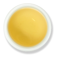 Bird Song Oolong loose leaf tea brew from The Jasmine Pearl Tea Co.