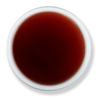 Black Wolf loose leaf puerh and black tea brew from The Jasmine Pearl Tea Co.