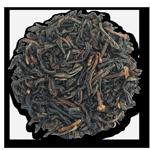 Keemun loose leaf black tea from The Jasmine Pearl Tea Co.
