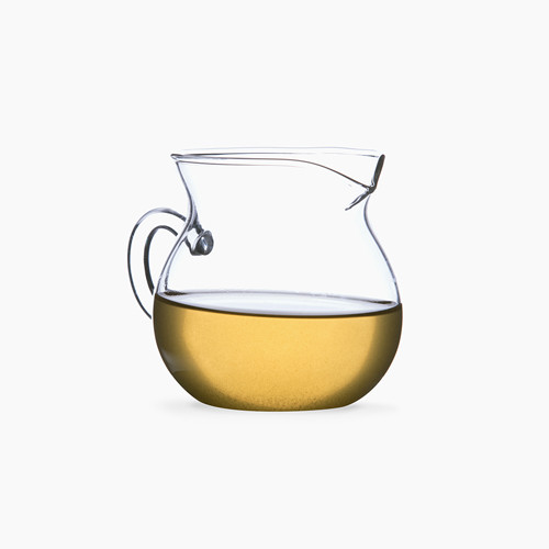 8-oz Glass Pitcher from the Jasmine Pearl Tea Co.