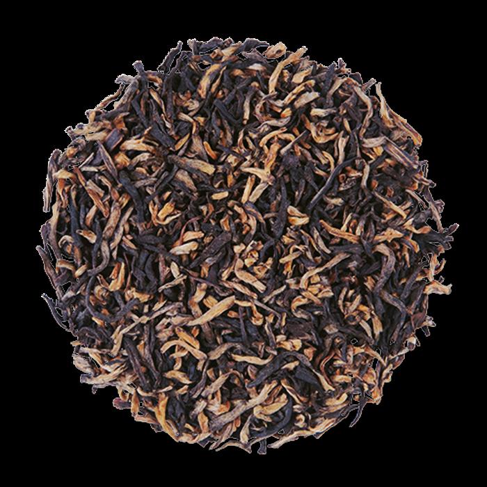 Golden Assam loose leaf black tea from The Jasmine Pearl Tea Co.