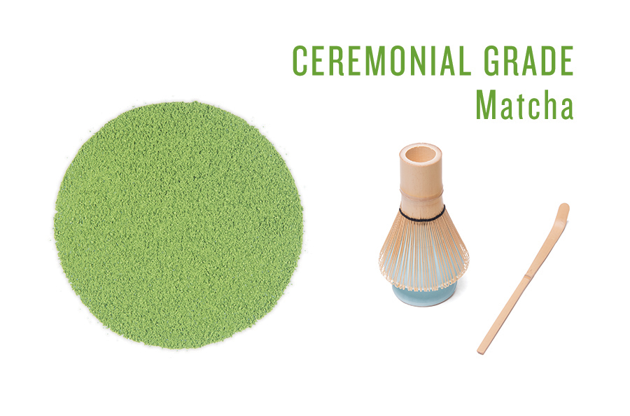 Ceremonial Grade Matcha from the Jasmine Pearl Tea Co