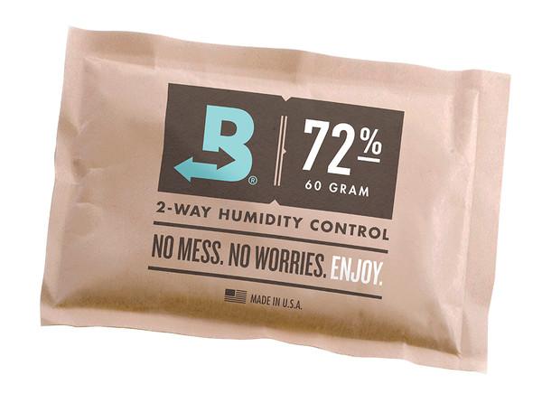 XIKAR 2-Way 60 Gram Packet - 72% RH