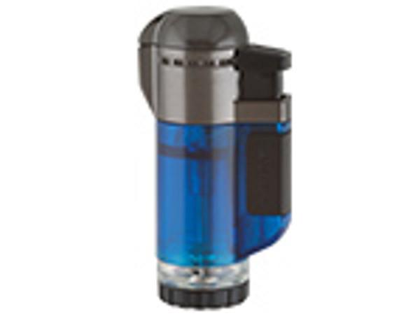 XIKAR Single Tech Lighter Blue
