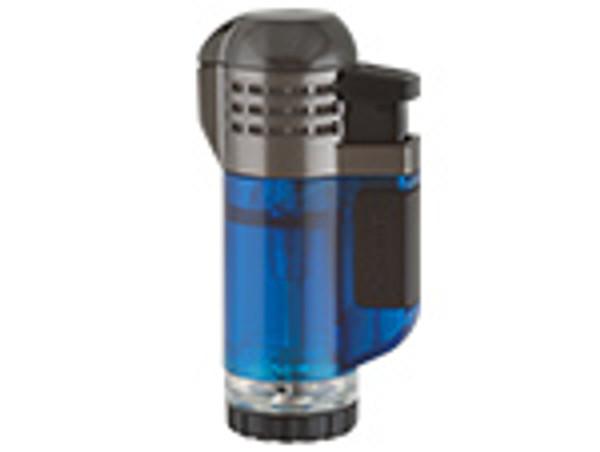 XIKAR Triple Tech Lighter Blue